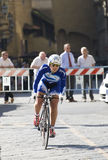Argentina,Natasha Jaworsky. UCI road world championshi Stock Photography