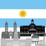 Argentina Royalty Free Stock Images