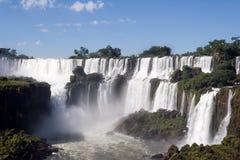 argentina objętych iguazu. obraz stock