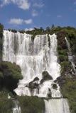 argentina objętych iguazu. Obrazy Stock