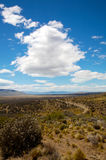 Argentina Open Lands Royalty Free Stock Photo