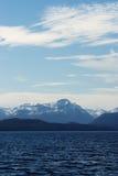 argentina patagonia arkivbild