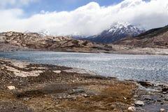 argentina patagonia Arkivfoto
