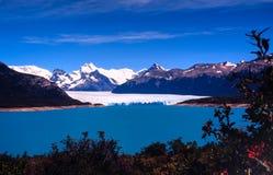 argentina perito Moreno Fotografia Royalty Free