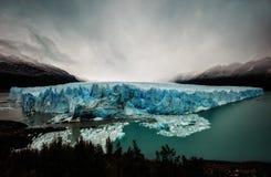 Argentina Perito Moreno Glacier imagem de stock