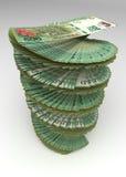 Argentina Pesos Tower Royalty Free Stock Photo