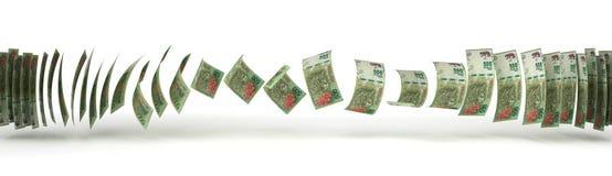 Argentina Pesos Transfer Stock Photos