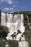 Argentina's Iguazu Falls Stock Images