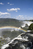Argentina's Iguazu Falls Royalty Free Stock Photography