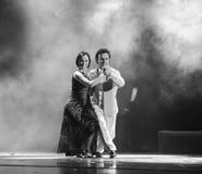 Argentina tango Arkivfoto