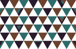 Argentina Top Colors Background Triangle Polygon 2015. Vector Illustration Royalty Free Stock Photos
