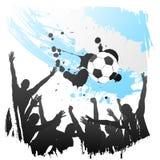 argentina vektorworldcup royaltyfri illustrationer