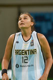 Argentina vs Australia Royalty Free Stock Photos