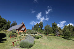 argentinain εκκλησία Στοκ εικόνα με δικαίωμα ελεύθερης χρήσης