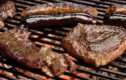 Argentinan Grill Stock Image
