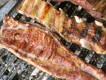 Argentine Asado Royalty Free Stock Image