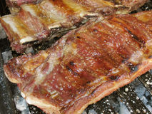 Argentine Asado Stock Photo