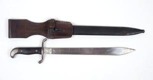 Argentine combat knife Stock Image