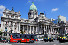 Argentine Congress Royalty Free Stock Images