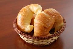 Argentine Croissants Stock Image