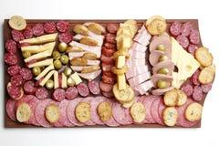 Argentine deli table (picada) Stock Images