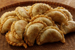 Argentine empanadas Royalty Free Stock Photos