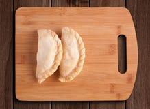 Argentine empanadas. Royalty Free Stock Images