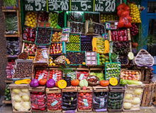 Argentine Fruit Market Stock Photos