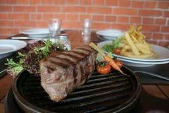 Argentine steak Stock Photography