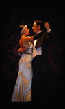Argentine Tango Competition Royalty Free Stock Photo