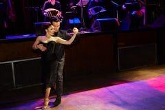 Argentine tango Stock Image
