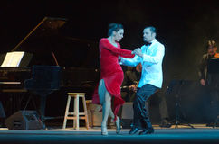 Argentine Tango Royalty Free Stock Images