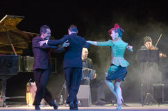 Argentine Tango Royalty Free Stock Photos