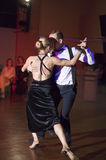 Argentine tango Stock Images