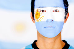 Argentinean male portrait Stock Photography