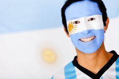 Argentinean man Stock Photography