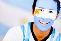 Argentinean man portrait Royalty Free Stock Images