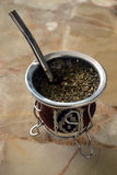 Argentinean mate Royalty Free Stock Images