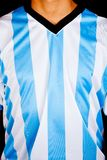 Argentinean shirt Stock Photo