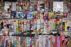 Argentinean tidskrifter Arkivfoton