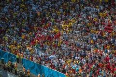 Argentinië 1 X 0 België - Wereldbeker 2014 - Brazilië Stock Foto