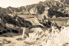 Argentinian Andes Royalty Free Stock Images