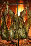 Argentinian barbecue Stock Photos