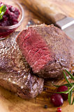 Argentinian Beef Steaks Royalty Free Stock Image