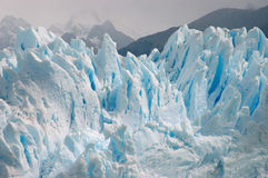 Argentinian Blue Glacier Royalty Free Stock Image