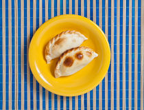 Argentinian empanadas. Royalty Free Stock Photography