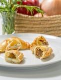 Argentinian empanadas Stock Images