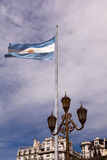 Argentinian Flag, Buenos Aires, Argentina  Stock Photos