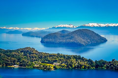 Argentinian Lake District Stock Image