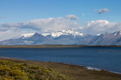 Argentinian Patagonia Royalty Free Stock Photography